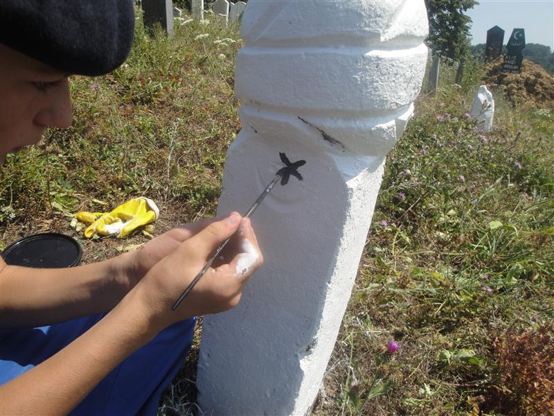 Pregedate slike iz ?lanka: Aktivna omladina u Svrakama