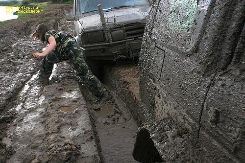 Pregedate slike iz ?lanka: Putevi u Rusiji