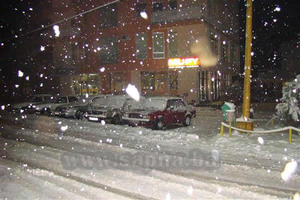 Pregedate slike iz ?lanka: Sapna pod snijegom