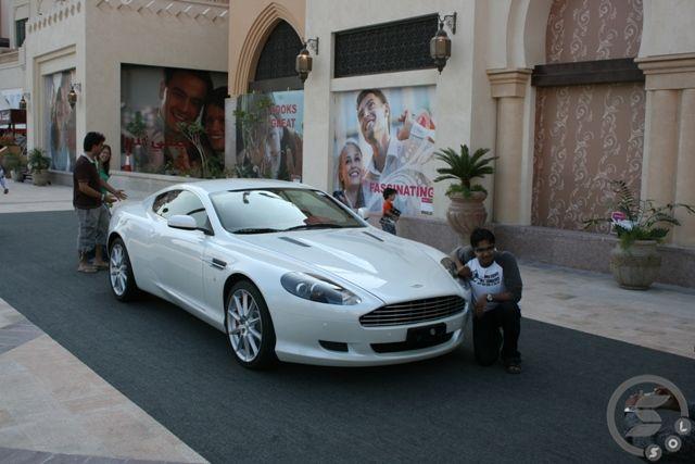 Pregedate slike iz ?lanka: SapnaOnLine u Qatar-u: Super Car Show (foto)