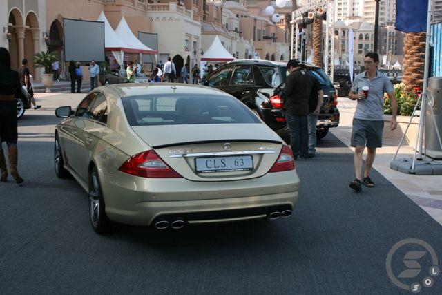 Pregedate slike iz članka: Qatar: Super Car Show