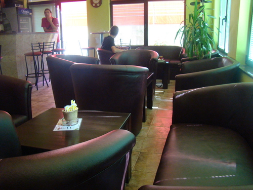 Pregedate slike iz ?lanka: Renoviran IN caffe